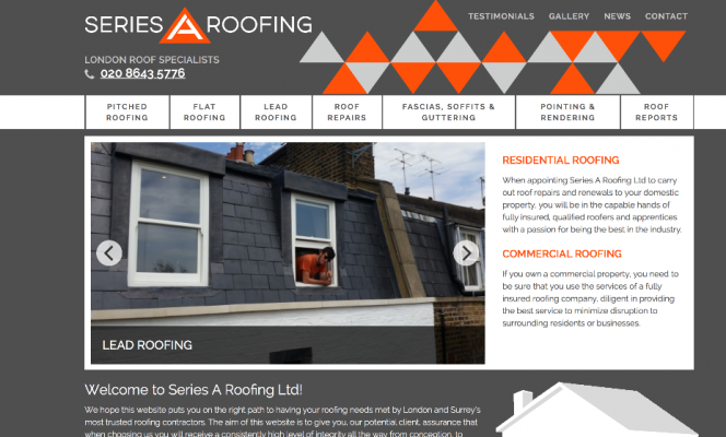 Series A Roofing